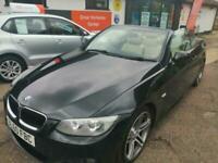 2011 BMW 3 Series 2.0 320d M Sport Auto 2dr Convertible Diesel Automatic