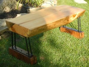 Log Benches - Pine - $299.00 each Cambridge Kitchener Area image 5