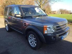 Land Rover Discovery 3 2.7TD V6 autoXS