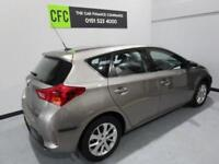 2014 TOYOTA AURIS 1.6 ICON VALVEMATIC 130 BHP BUY FOR ONLY £38 A WEEK *FINANCE*