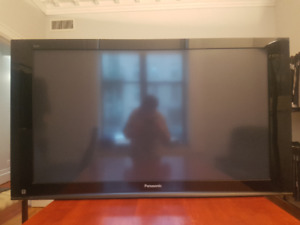 COMBO: Panasonic HD Plasma TV + Yamaha Sound System!