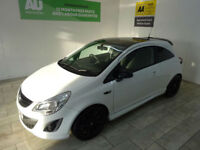 White Vauxhall Corsa 1.2i 16v Limited Edition ***FROM £113 PER MONTH***