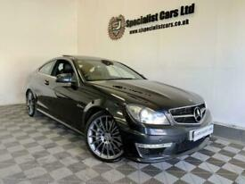 image for 2012 Mercedes-Benz C Class 6.2 C63 AMG 2DR AUTOMATIC Coupe Petrol Automatic