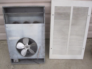 Westcan used commercial wall heater