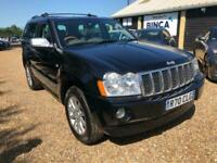 2006 Jeep Grand Cherokee V8 CRD OVERLAND Auto Estate Diesel Automatic
