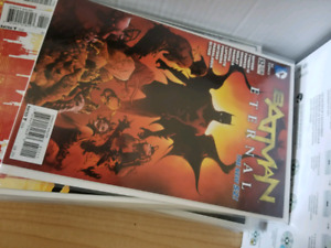 New 52 batman eternal 1-52