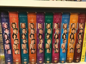 Friends: complete series