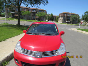 2008 Nissan Versa Hatchback negotiable