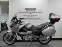 11 REG HONDA NT 700 VA - A DEAUVILLE WITH FULL LUGGAGE IN VERY GOOD CONDITION