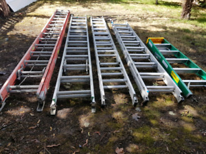 Ladders for sale!