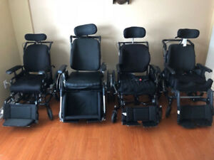 Tilt Wheelchairs with Roho Cushion Seat for sale