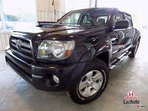 Toyota Tacoma 4X4 DOUBLE CAB V6 TRD LONG BED !!! 2010