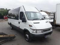 IVECO DAILY 50C13 3.9M-15 WELFARE BUS CW COIF White Auto Diesel, 2005