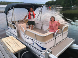 Boat show Special -Compact Pontoon 14Ft / 16 Ft or 18Ft ~ * NS