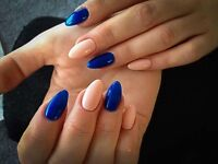 Gel nails, shellac, Bio Sculpture