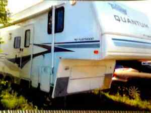 2005 Terry Quantum Fifth Wheel Hitch