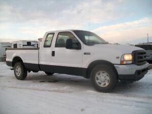 GOOD CLEAN 2002 FORD F-250 XLT EXT CAB 2WD LONG BOX NICE $3000