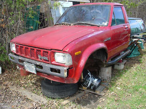 1983 Toyota P/up parts