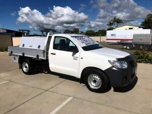 2014 Toyota Hilux Workmate Ute Urraween Fraser Coast Preview
