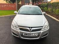 2010 Vauxhall/Opel Astra 1.4i 16v Active - LOW MILEAGE 83K