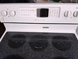 White kitchen appliances!!