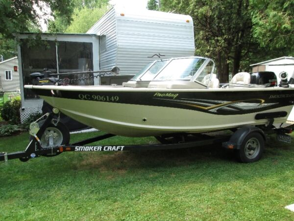 Smoker Craft  Promag For Sale