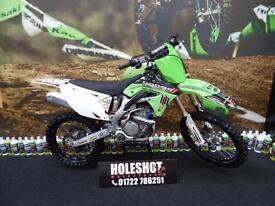 Kawasaki KXF 250 Motocross bike Very