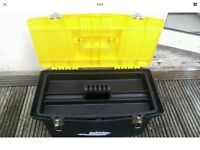 Large Stanley toolbox in good condition