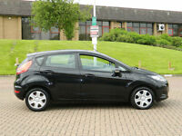 2010 60 Ford Fiesta 1.4 TDCi DPF Edge 5dr WITH FSH+ELECTRICS PACK+AC+AUX