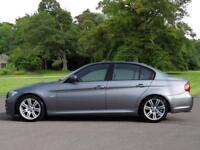 2009 BMW 318d M Sport AUTOMATIC L.Ci MODEL LOW MILEAGE