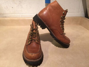 Women's Nerman Leather Hiking Boots Size 5 London Ontario image 6