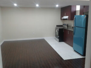 2 bed Rooms basement for rent (Chinguocousy-Wanless area)