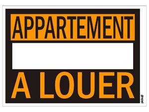 Appartement  4et demi à loue pour décembre