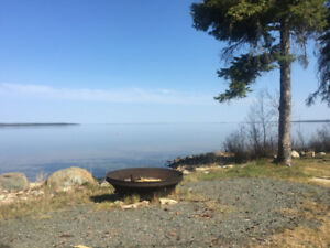 OMG the view!!! Lakefront Cabin for sale