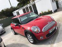 Mini cooper 12 months mot, warranty, lovely car