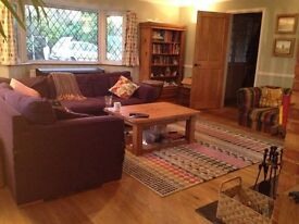 Spacious 2 bedroom bungalow for rent 3-6 months