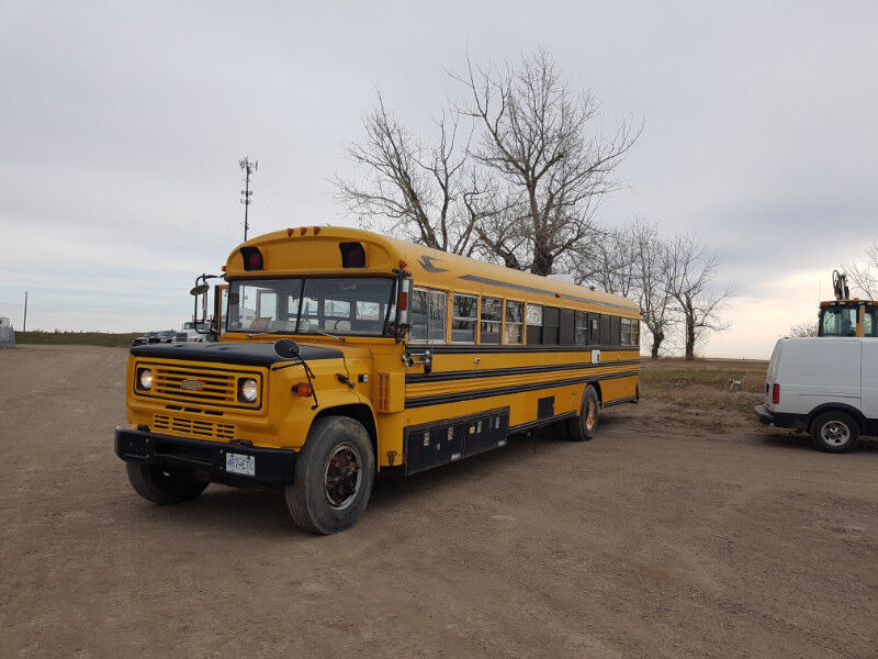 Fully Camperized School Bus Rvs Amp Motorhomes Calgary