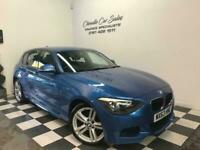 2013 BMW 1 Series 2.0 116d M Sport Sports Hatch (s/s) 5dr