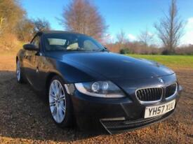 BMW Z4 2.0i 2007 57 M SORRY NOW SOLD PLEASE ASK WE MAY HAVE ANOTHER
