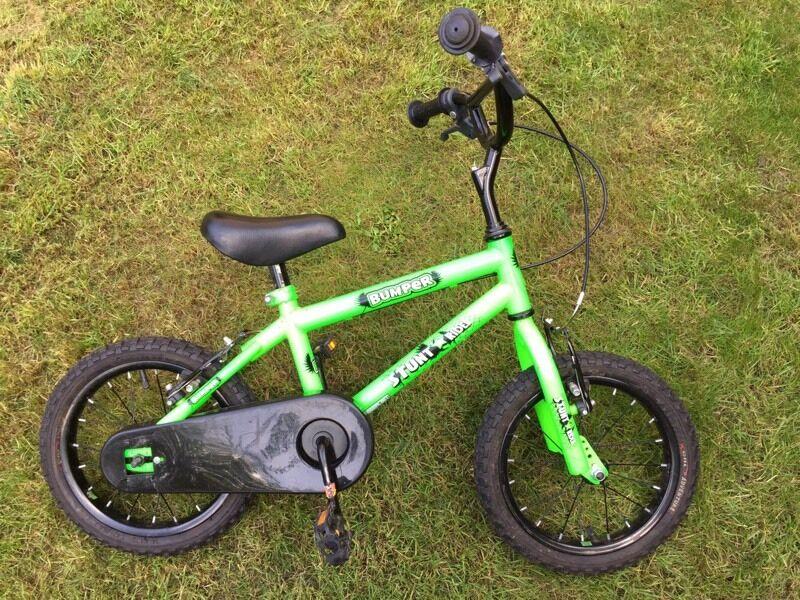 Boys bike 14 inch wheels
