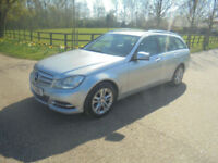 Mercedes-Benz C220 2.1CDI ( 168bhp ) CDI Executive SE ESTATE