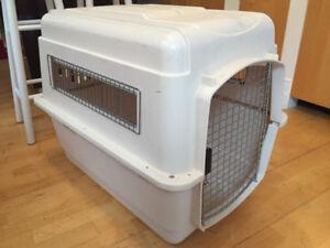 Dog crate, dog bed, dog coats, dog pen