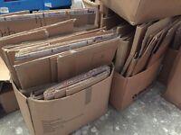 Free cardboard storage boxes