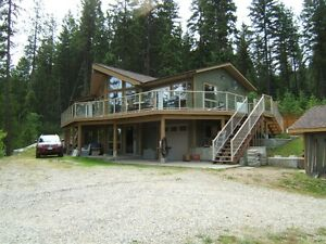 Slocan Valley View Home - Winlaw