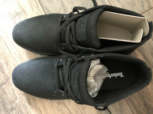 Timberlands black new men shoes pairs