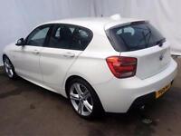 2015 BMW 1 SERIES 116d M Sport 5dr Step Auto
