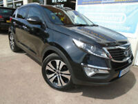 Kia Sportage 2.0CRDi ( AWD ) 2012 KX-3 Leather Pan Roof P/X Swap