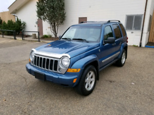 2006 Jeep Liberty Limited 4x4 Excellent Shape!