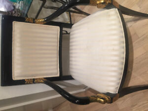 Dining chairs $299 each x8