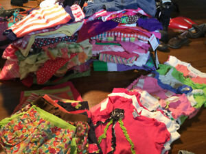 Girls 12/18 Month Lot of Clothing $25